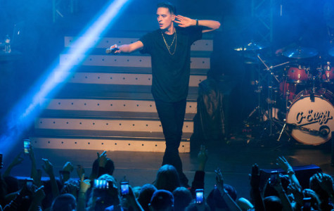 G Eazy Delivers