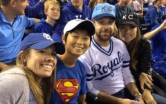 Senior Befriends Actor Through Baseball
