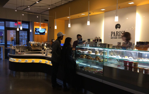 Parisi Cafe Brings Creativity to Coffee Atmosphere