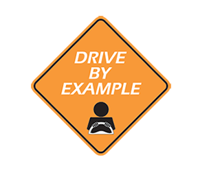 Students Drive By Example