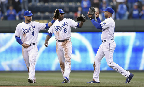 Royals Raise Expectations