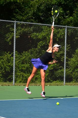 Tennis 'Serves' Up Competition