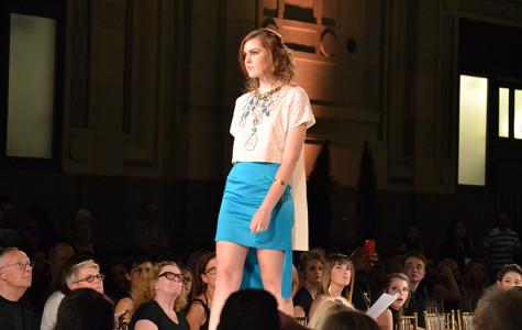 Senior Models in 2015 Kansas City Fashion Week