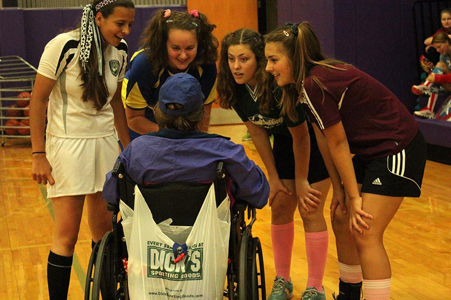 Students Participate in Beneficial Basketball Tournament