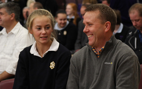 Father-Daughter Mass Photo Gallery