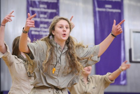 Senior Class Predicted to Win Sion Olympics