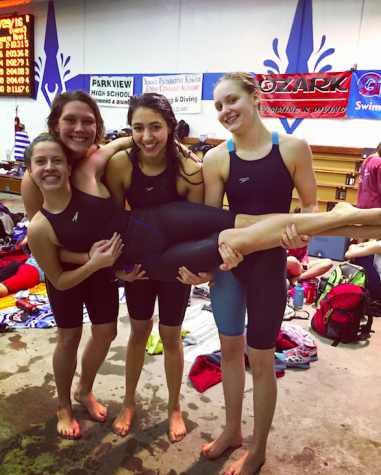 Swim Qualifies for State