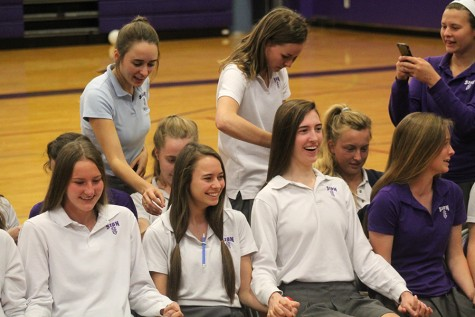Girls Donate Their Locks Out of Love