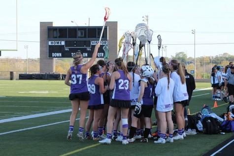 Lacrosse Team Chemistry Energizes Season's Spirits