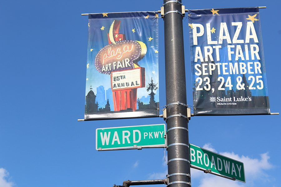 Creativity at Plaza Art Fair Entertains Kansas City