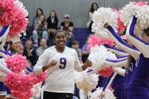Volleyball Senior Night Photo Gallery