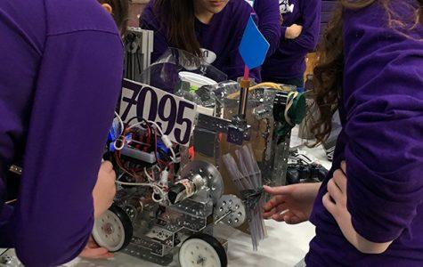 Robotics Team Hosts First Ever Kansas City Meet