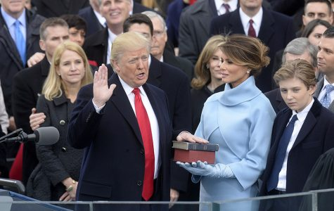 Inauguration Day Kicks Off Trump Presidency