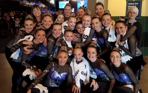 Dance Team Maintains Standard of Excellence at National Dance Team Championship