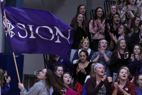 Rockhurst Hosts Charity Volleyball Tournament