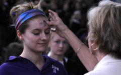 Ash Wednesday Mass Video