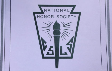 National Honor Society Inducts New Members