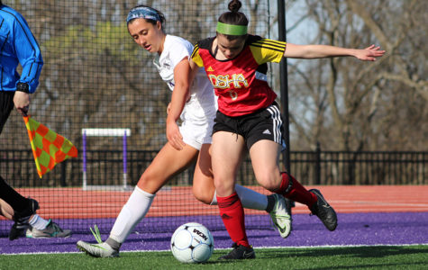 Varsity Soccer Defeats Divine Savior Holy Angels