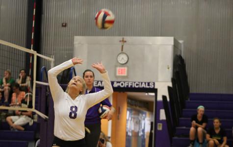 Volleyball Wins Against Rock Bridge