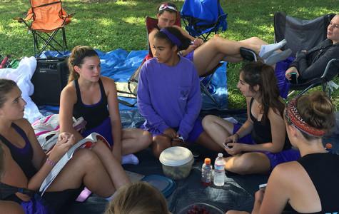 JV Tennis Sets Tournament Trend
