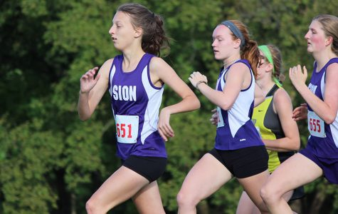 First Meet for Cross Country Provides Promise