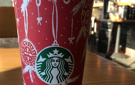 Starbucks Seasonal Cups Comparison