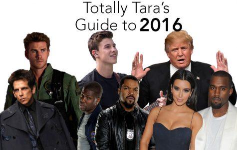 Totally Tara's Guide to 2016