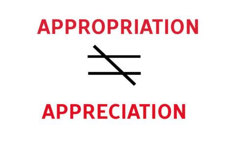 Appreciation or Appropriation