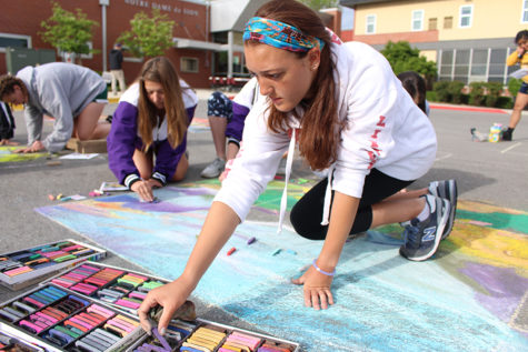 Fine Arts Day Observes Earth Day