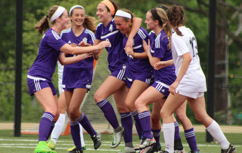 Varsity Soccer Beats St. Teresa's Academy, First Time in 13 Years