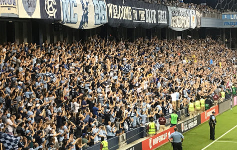 Sporting Kansas City Brings Back the Trophy