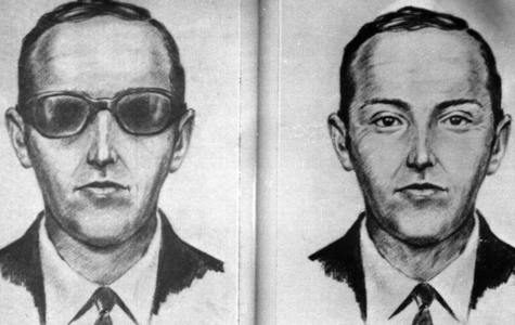 The composite sketches of D.B. Copper made by the CIA.