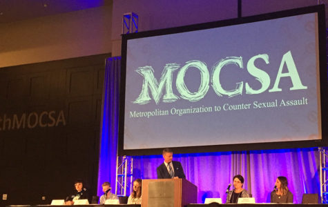 Students and Faculty Attend Annual MOCSA Luncheon