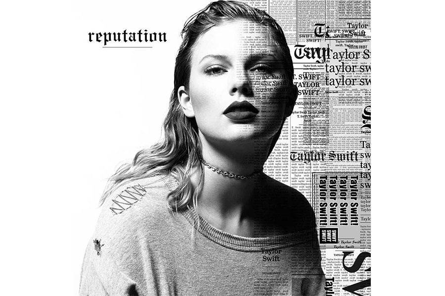 """""""reputation"""" Puts Taylor Back on Top"""
