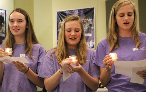 Tri-M Holds Recital to Benefit Safehome