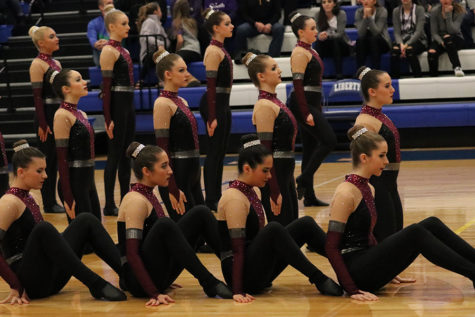 Dance Team is Victorious at First Competition