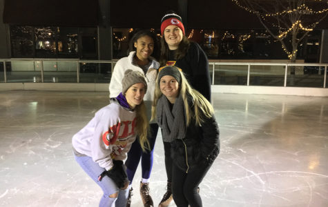 Try Gals Go Ice Skating
