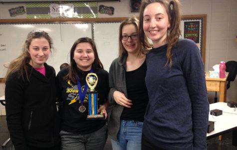 Scholar Bowl Brings Home Trophy