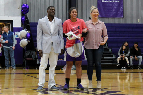 Senior Night Celebrates Four Years of Hard Work