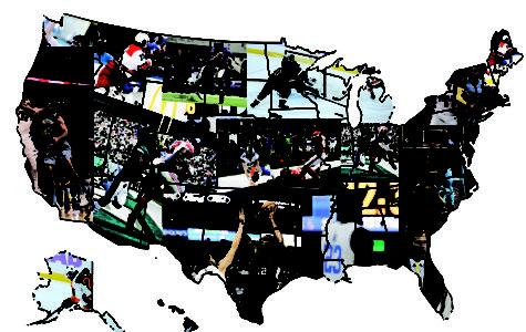 Who Runs the World? Sports.