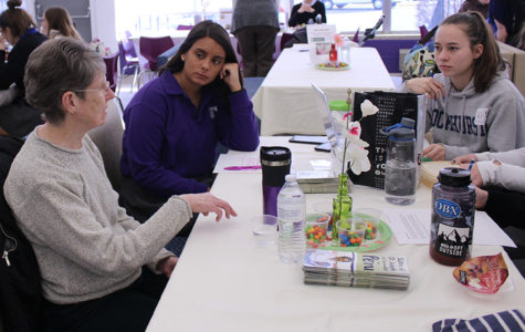 Local Community Leaders Attend Luncheon With Students
