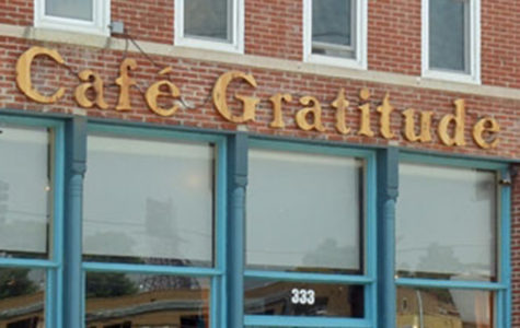 Syd's Local Eats: Cafe Gratitude