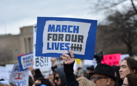 Thousands Gather for Gun Control