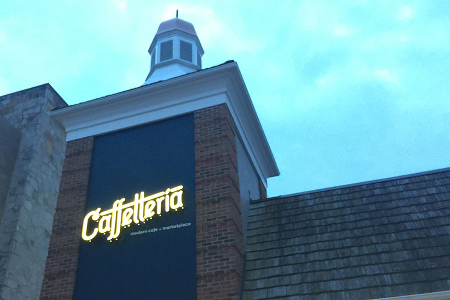 Caffetteria is a welcome addition to the restaurants at the Shops of Prairie Village.