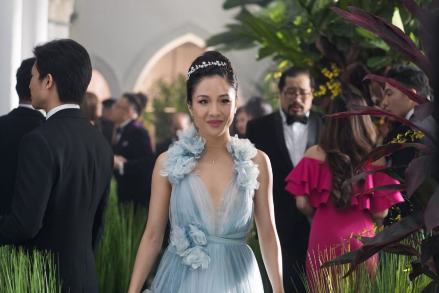 CONSTANCE WU as Rachel in Warner Bros. Pictures' and SK Global Entertainment's and Starlight Culture's contemporary romantic comedy
