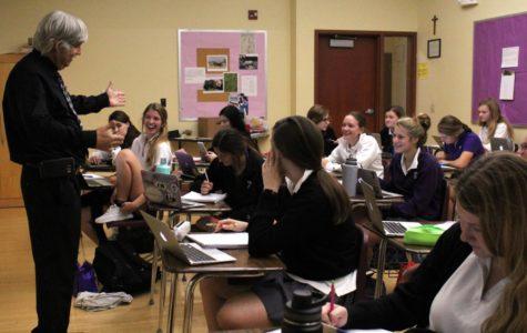 Math Teacher Utilizes Flipped Classroom for Algebra II
