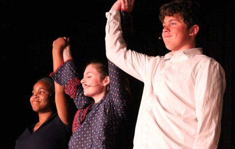 Night of One Acts: Photo Gallery