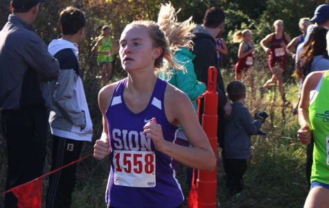 Cross Country Team Comes Through at Districts