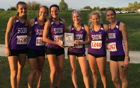 Cross Country Team Wins Excelsior Springs Invitational