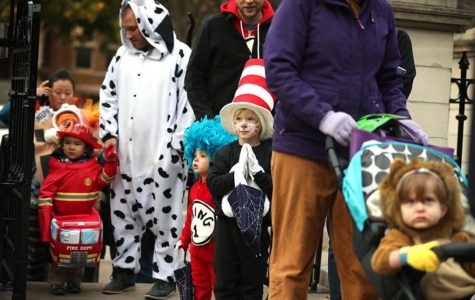 Trick-Or-Treating: How Old Is Too Old?